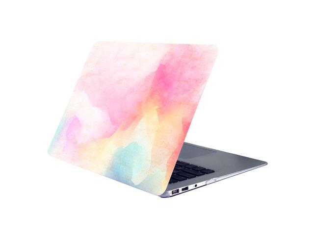 low priced a4fa0 50f07 Macbook Air 13 Inch Case,YMIX Hard PC Protective Case Smooth Rubberized  Cover for (Model A1466 & A1369) Apple MacBook Air 13.3 Inch (Rainbow Mist)  - ...