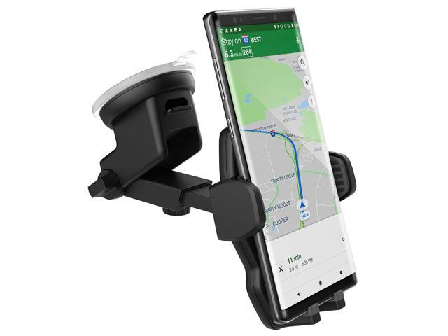 huge selection of 3b3ed a0404 Encased Google Pixel 2 XL Car Mount Holder - Case Friendly Adjustable Dock  (Includes 3 attachments: Vent/Windshield/Dashboard Disk) - Newegg.com