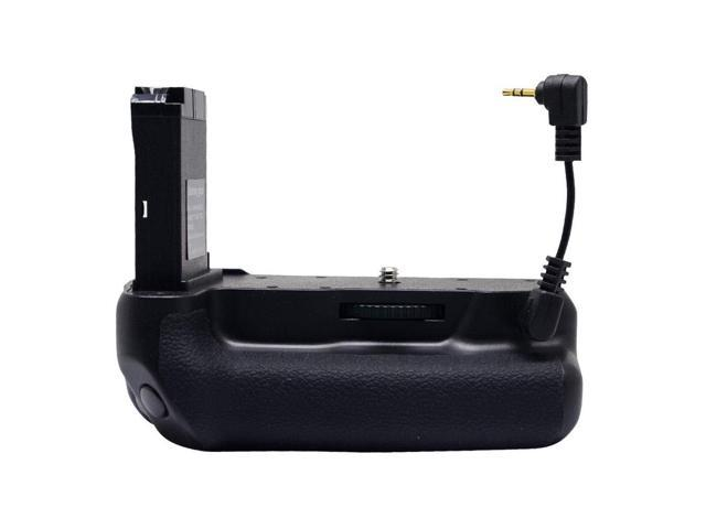 Mcoplus EOS-800D Vertical Multi-Function Replacement Battery Grip for Canon Eos 800D//T7i//X9i//77D//9000D