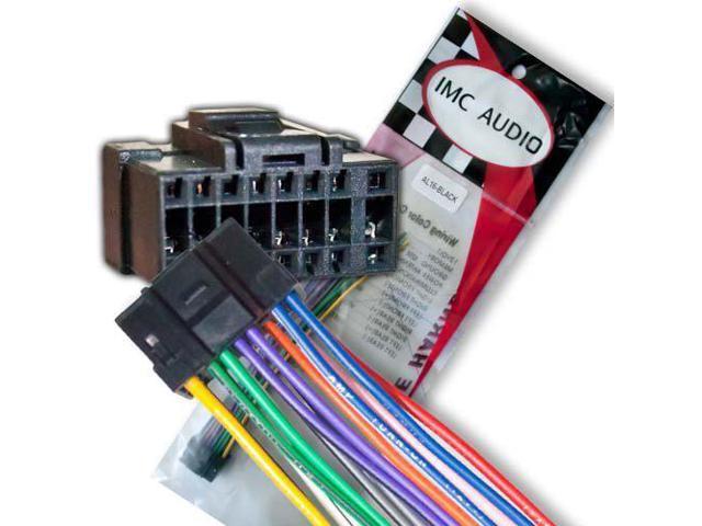 Alpine IDA-X001 X300 C305 X305S IVA-310 D100 D105 D106 Wire Wiring on rca wire, ice wire, apc wire,