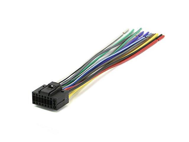 [DIAGRAM_3NM]  Goliton 16 Pin Wire Harness for Kenwood Select Radio Ref Part no  E30-6881-25 KDC-MP345U DDX-318 DDX-319 DDX-418 DDX-419 DDX-719 - Newegg.com | Kenwood Wire Harness |  | Newegg.com