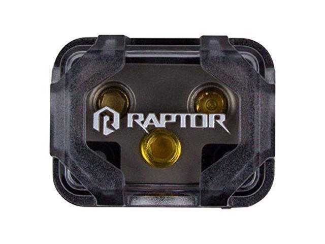 4-Position Ground Distribution Block Raptor R4DB1 MID SERIES
