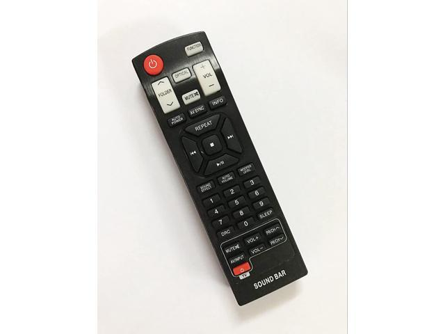 Replacement Remote Controller fit for NB5540 NB4540 NB3530ANB LAP440 LG  Sound bar System - Newegg com