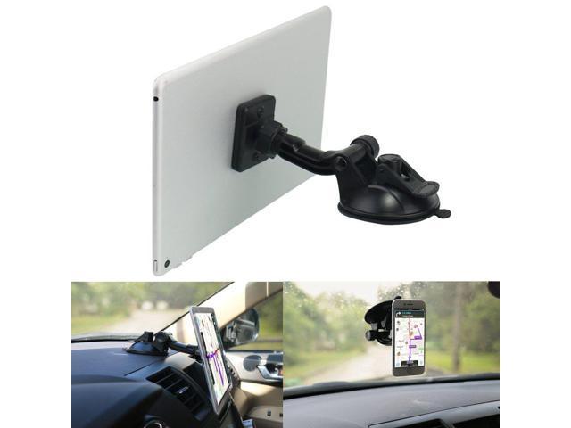 Car Phone Ipad Holder Vehicle Mounted Computer Table PC Bracket 360 Degree Rotat