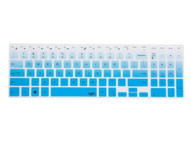 Ultra Thin Soft Keyboard Skin Cover for Dell G3 15//17,G5 15 Leze G7 15...