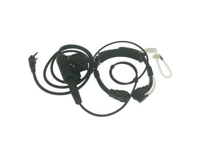 TYT PUXING WOUXUN US FBI Style Surveillance Headset for KENWOOD BAOFENG