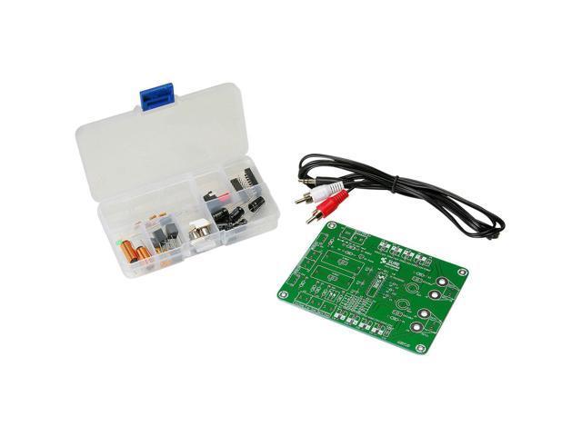 Parts Express 2x15W Class-D Stereo Power Amp Kit TPA3122 - Newegg com