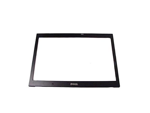 xx182 com_XX186 - Dell Latitude E6500 15.4 LCD Front Trim Cover Bezel Plastic - NO CAMERA / NO ...