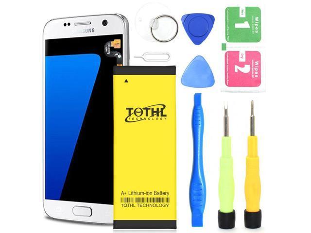 TQTHL 3200mAh Replacement Battery + Tool Kit F Samsung Galaxy S7 SM-G930V  Phone - Newegg com