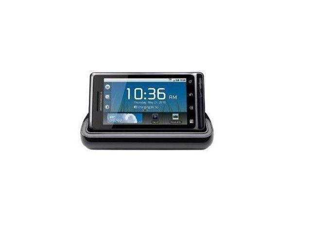 Refurbished: Motorola Droid 2 charging cradle desktop holder - Newegg com