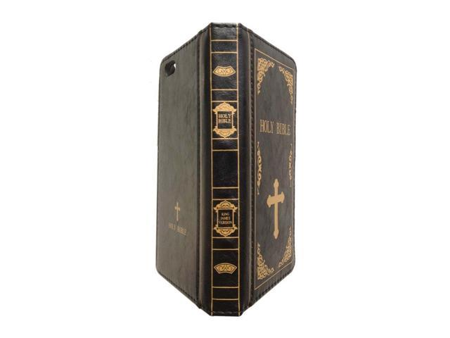 wholesale dealer db395 8f2de HOLY BIBLE New pu Leather Wallet Case Cover Accessories for iPHONE 6 6s  PLUS - Newegg.com