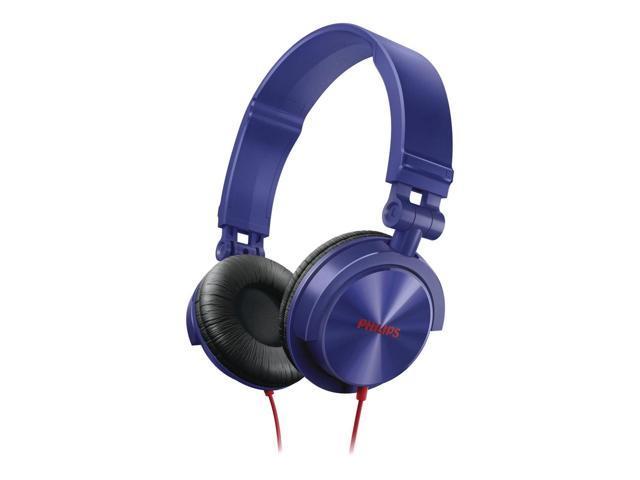 b34bbde15d6 Philips Shl3050pp Headphones Dj Monitor Style Shl3050 Purple ...