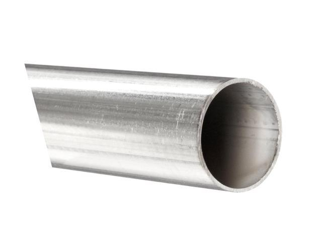 Stainless Steel 316L Welded Round Tubing, 1-1/4