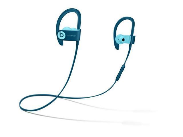 Refurbished: Apple Beats Powerbeats3 Wireless Pop Blue Beats Pop Collection  In Ear - Newegg com