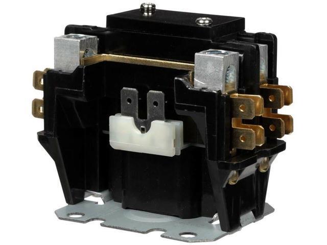 HVAC Parts Definite Purpose Contactor 1 Pole Air Conditioner Replacement  Switch - Newegg com