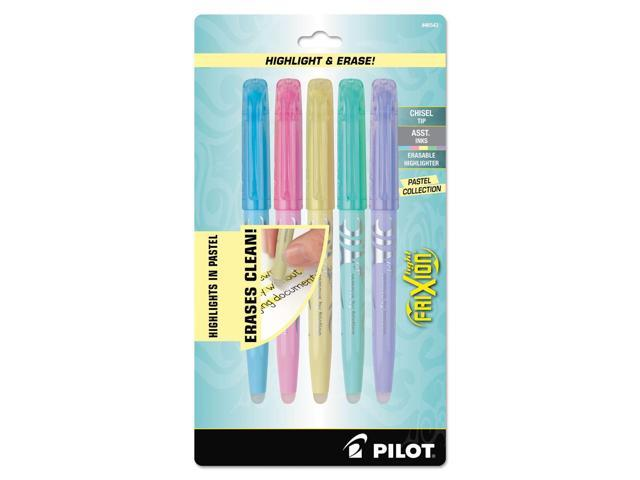 Pilot Frixion Light Pastel Collection Erasable