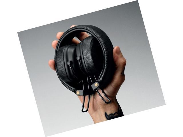 Marshall Major III On-Ear Headphones, Black (04092182) Wired - Newegg com