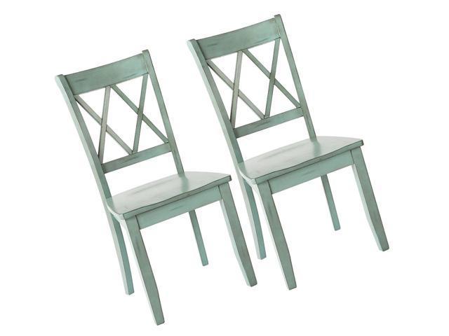 Strange Ashley Furniture Signature Design Mestler Dining Room Side Chair Wood Sea Newegg Com Home Interior And Landscaping Dextoversignezvosmurscom