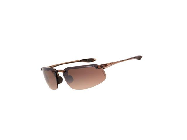 Crossfire Eyewear 211125 ES4 Safety Glasses High Definition Brown Flash Mirror Lens