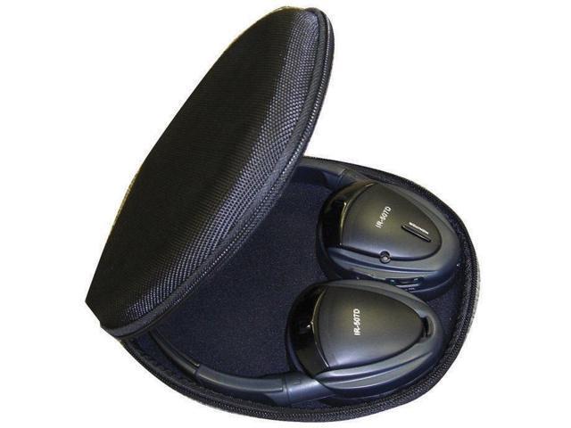 Power Acoustik HP900S Headphones Swivel Earpad 2 ChRf 900