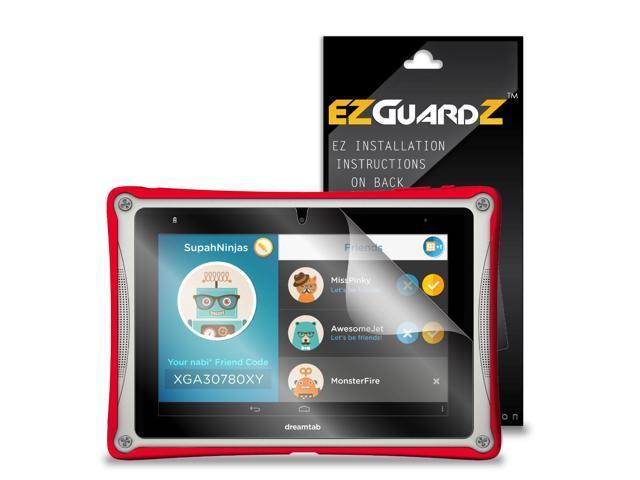 3X EZguardz NEW Screen Protector Skin HD 3X For FUHU Nabi Dreamtab 8 0  Tablet - Newegg com