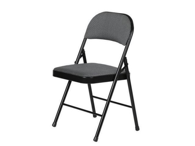 Groovy Plastic Development Group Gray Fabric Padded Folding Chair Newegg Com Ibusinesslaw Wood Chair Design Ideas Ibusinesslaworg
