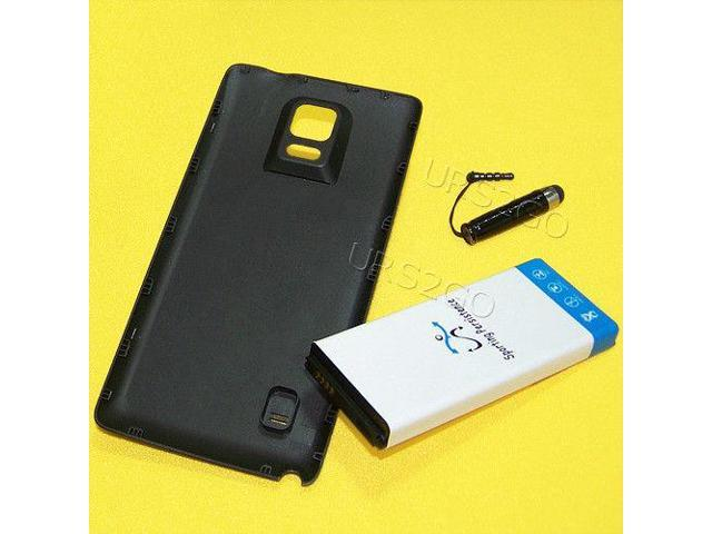 New Extended 11900mAh Battery Back Cover for Samsung Galaxy Note 4 SM-N910V  N910 - Newegg com