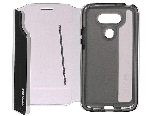 timeless design 01c17 4d58c Refurbished: tech21 EVO Wallet case for LG G5 Flip Cover Folio Card Slot -  Newegg.com
