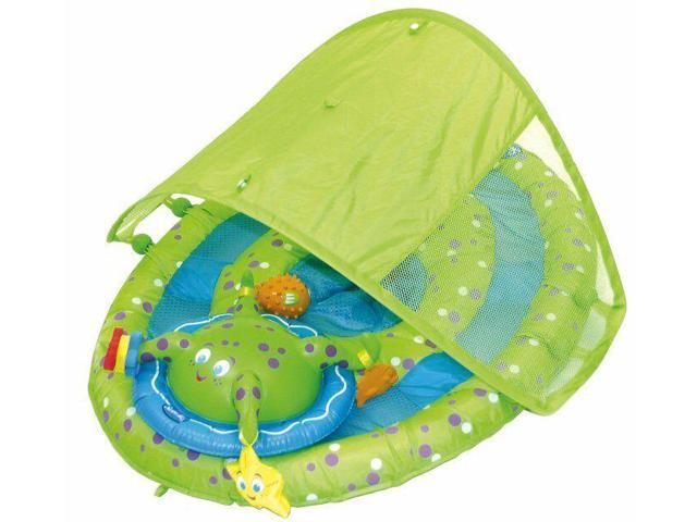 SwimWays Baby Spring Float Activity Center Pool Raft w// Sun Canopy11601