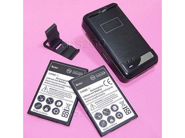 2x 3820mAh Replacement Battery Travel Charger for T-Mobile LG K20 Plus  TP260 USA - Newegg com
