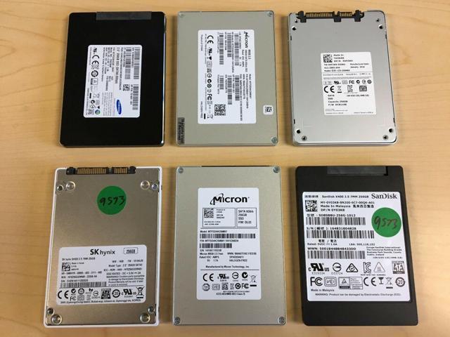 """Samsung MZ7PD120HAFV-000DA MZ-7PD1200//0DA 2.5/"""" 120gb Sata SSD"""
