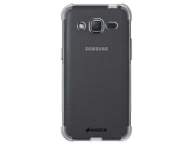AMZER Clear Pudding TPU X Protection Case For Samsung Galaxy J2 2016  SM-J210 - Newegg com