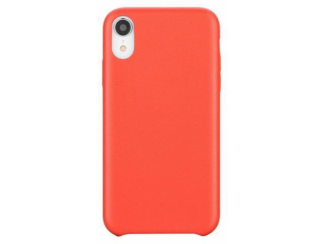 Blu Element Velvet Touch Case Red for iPhone XR Cases BEVI61R - Newegg com
