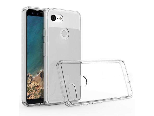 Blu Element DropZone Clear Rugged Case Clear for Google Pixel 3 XL Cases -  Newegg com