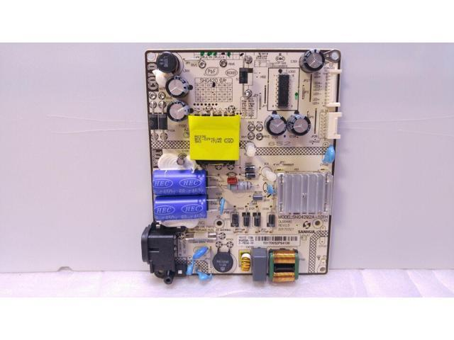 Refurbished: Power Supply Board for TCL 40S305 SHG4202A-101H 81-PBE040 -  Newegg com