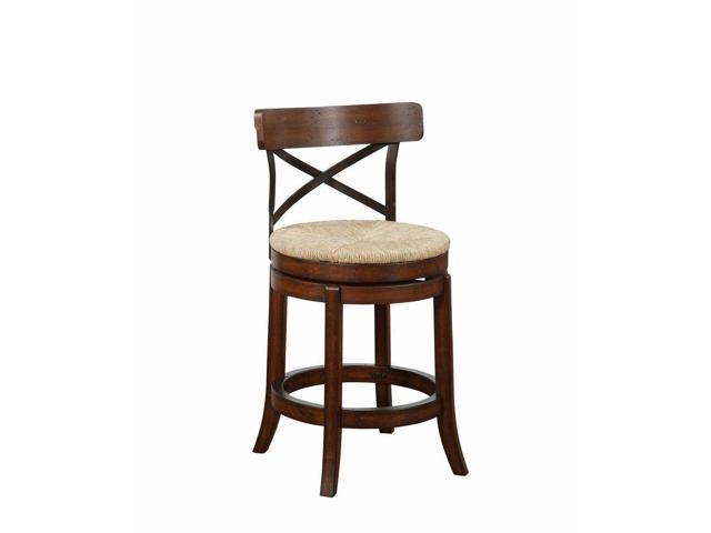 Wondrous Boraam 24In Myrtle Counter Stool Mahogony Creativecarmelina Interior Chair Design Creativecarmelinacom