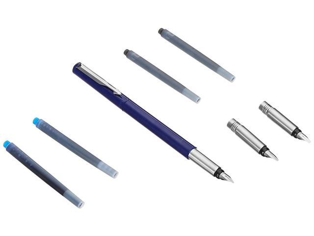 Parker Vector Standard Black CT Calligraphy Fountain Pen
