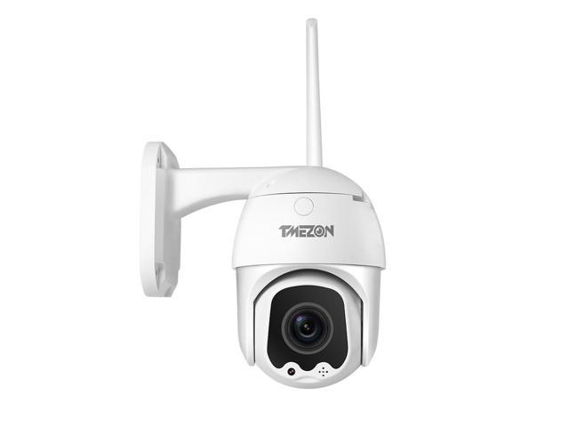 2.5/'/' 2.8-12mm 4X Zoom Wireless 5MP MINI PTZ IP Camera Outdoor ONVIF Security