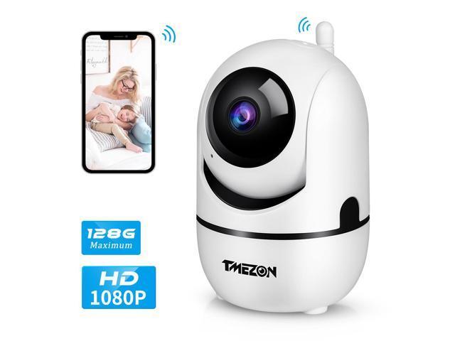 Foscam C2E Baby Monitor Wifi IP Camera 1080P Phone App Tow-way Audio Video Cam
