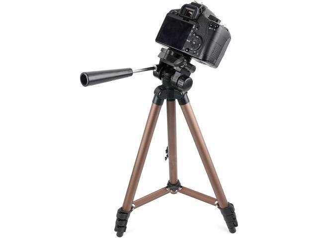DURAGADGET Camera Tripod with Extendable Legs and Ball-Tilt Head in Black /& Gold 8X40 PORRO 10X50 PORRO 12X50 PORRO Compatible with The Celestron LANDSCOUT 7X35 PORRO