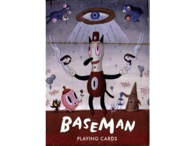 Gary Baseman Deck Playing Cards New