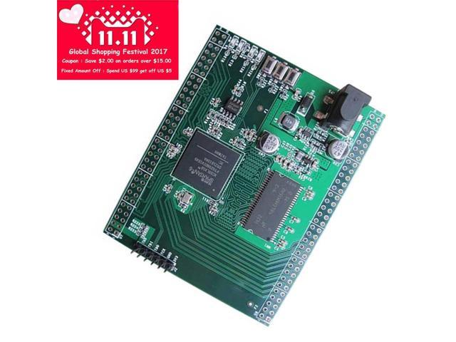XILINX FPGA Spartan6 Development Board XILINX FPGA SDRAM Spartan-6 Core  Board XC6SLX16 32MB Micron MT48LC16M16A2 - Newegg com