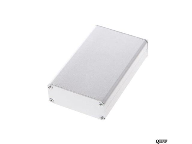 80x50x20mm Aluminum Project Box Enclosure Case Electronic Instrument Case