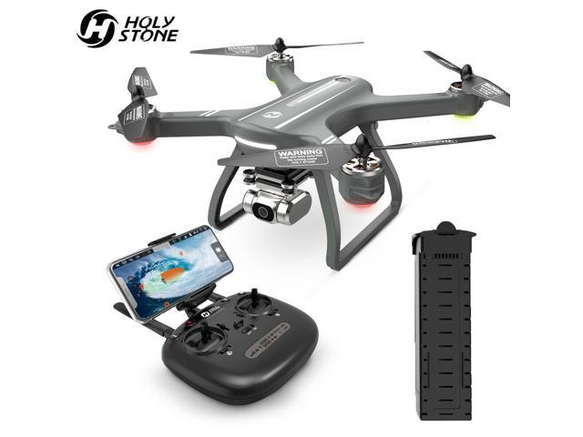 awesomemall HS700D GPS FPV Drone With 2K HD Camera WIFI Brushless RC Quadcopter