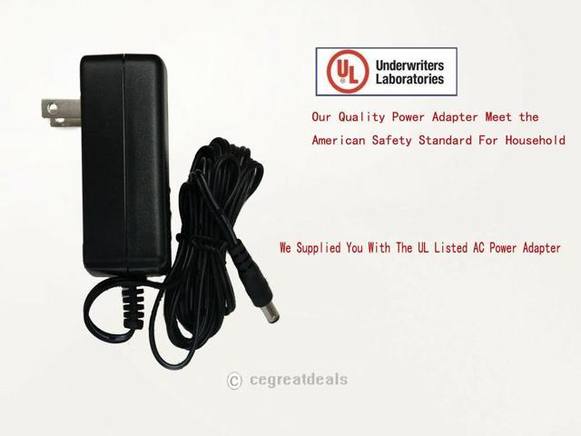 5V 2A AC Adapter For RCA Voyager Pro RCT6873W42 RCT6873W42KC RCT6873W42KC Tablet