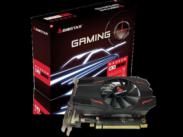 Biostar Radeon RX 550 2GB GDDR5 128-Bit DirectX 12 PCI ...