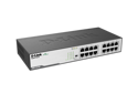 D-Link DGS-1016D Unmanaged Desktop/Rackmount Switch
