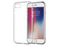 Clear Case for iPhone SE 2020 (2nd gen), iPhone 8 and iPhone 7 Transparent TPU Shock Absorption