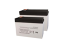 CyberPower CP1350AVRLCD UPS Replacement Batteries - Pack of 2