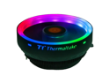 Thermaltake 5-colour change CPU Bench Top Press GB Silent Fan, with RGB colorful light, Intensive fins for improved heat dissipation, support LGA 1150/1151/1155/1156/775,AMD FM2/FM1/AM3+/AM3/AM2+/AM2